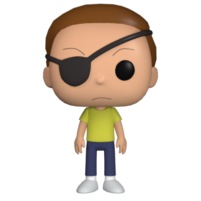 Evil Morty from Rick and Morty Funko Pop!