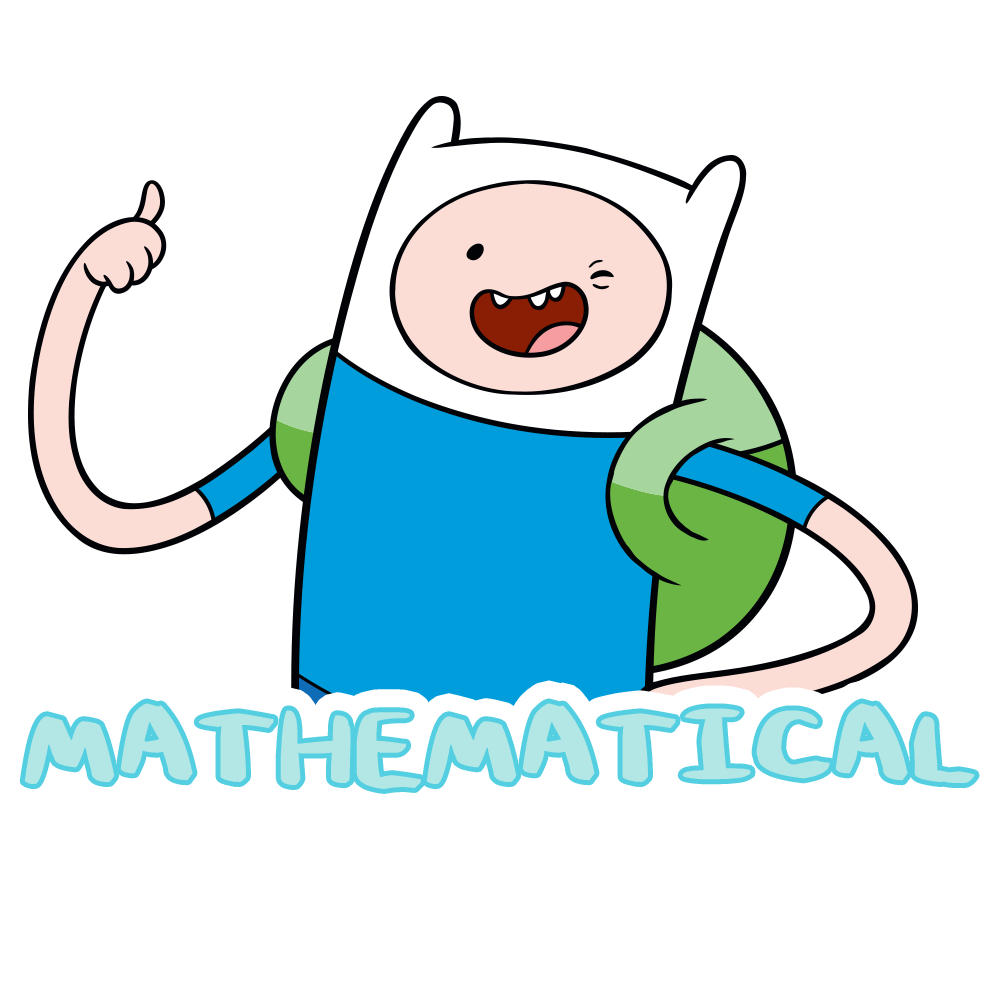 adventure time mathematical