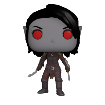 Narya The Elder Scrolls 3D Funko Pop! Available on Quidd