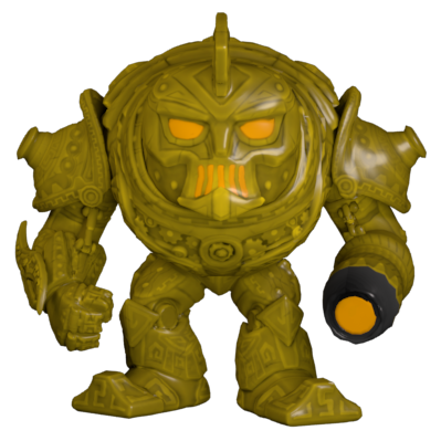 Colossus The Elder Scrolls 3D Funko Pop! Available on Quidd