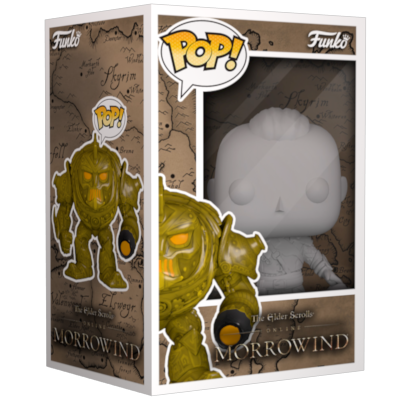 The Elder Scrolls 3D Funko Pop! Available on Quidd