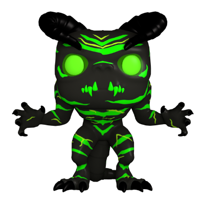 Fallout 4 Glowing Deathclaw Funko Pop on Quidd