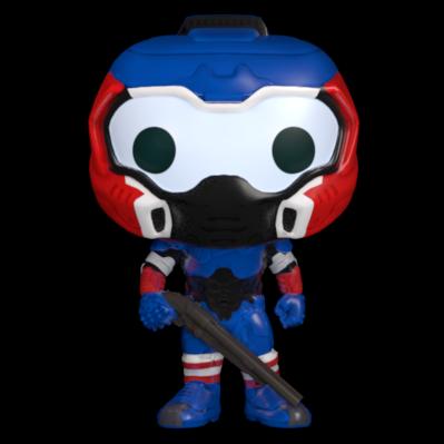DOOM Slayer: American Hero on Quidd