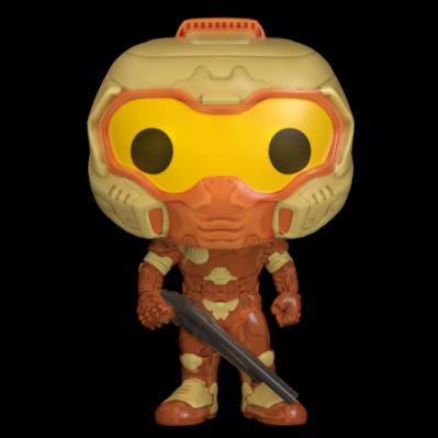 DOOM Slayer: Gold on Quidd